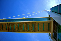Sky Bridge from below