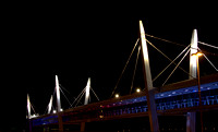 Sky Bridge at night